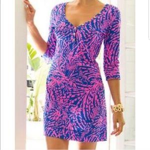 NWOT Lilly Pulitzer Palmetto T-Shirt Dress